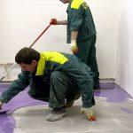 Полиуретановые наливные полы своими руками: все про полиуритановое покрытие