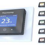 Терморегулятор для теплого пола: инструкция по установке