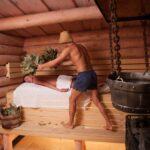 Как правильно сделать полы в бане своими руками: бетонный и деревянный пол