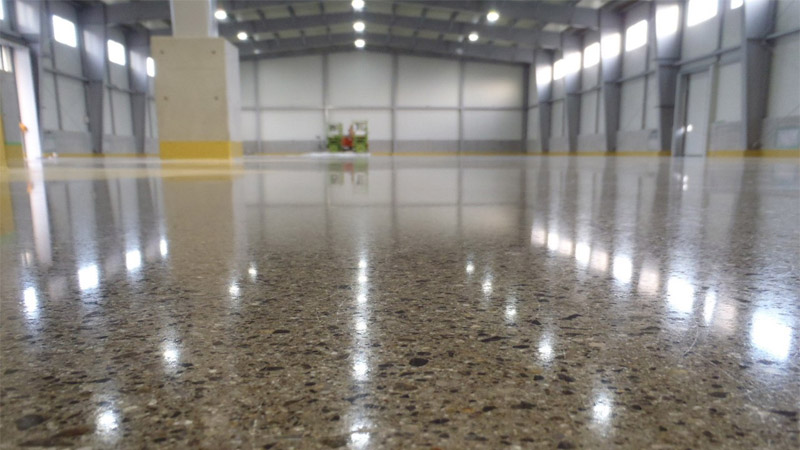 Зачищенный бетон бетон тбо