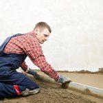 Состав раствора для стяжки пола: пропорции цемента и песка