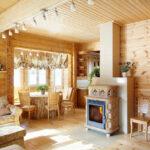 Как сделать водяной теплый пол в деревянном доме своими руками