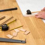 Укладка ламината – подробная инструкция, 13шагов