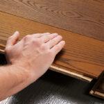 Укладка ламината на плитку: как сделать редизайн