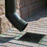 Двор и уличный сток – Как можно избежать повреждений от скопления воды?