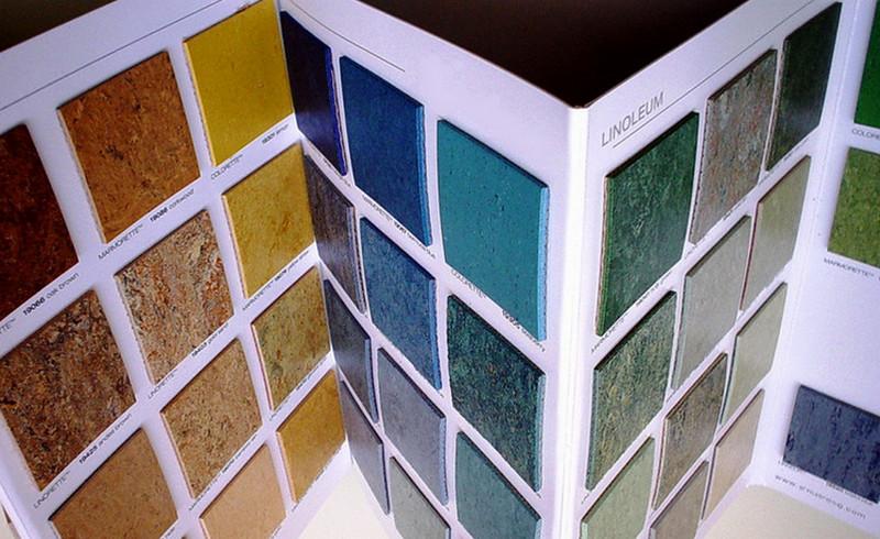 выбор плитки на пол в ванную