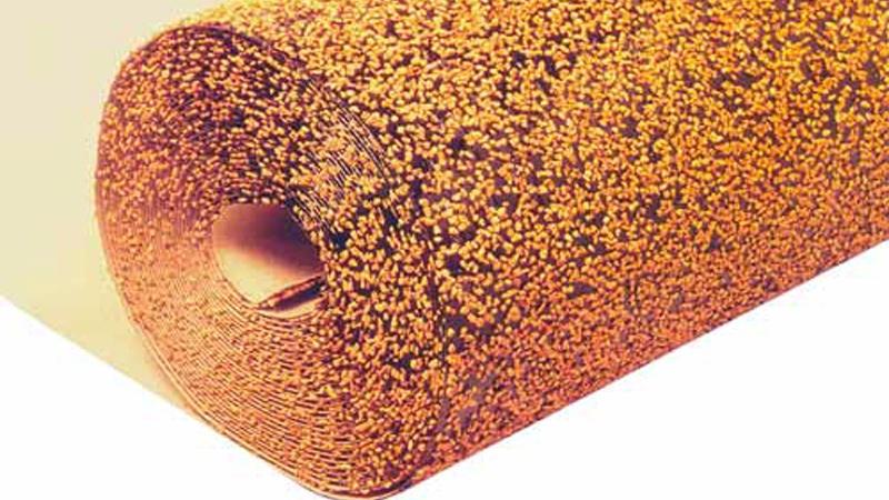 резино-пробковая подложка