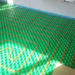 зеленые пенополистирольные маты
