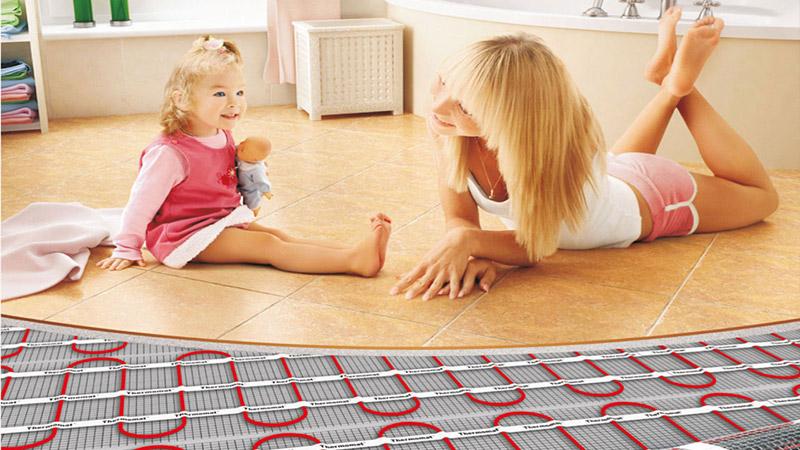 Какой теплый пол лучше для квартиры или дома