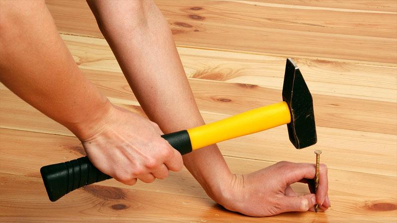 Качественная реставрация деревянного пола