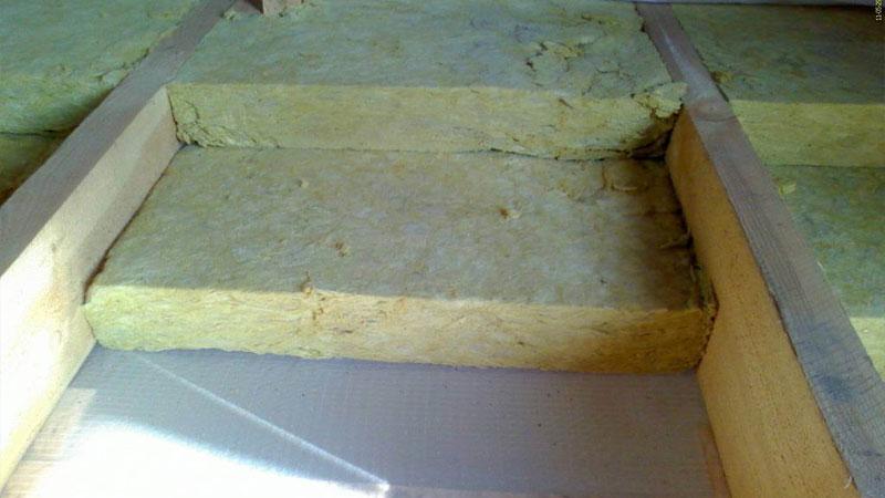 Утепление и устройство деревянного пола в доме