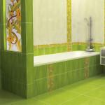 Качественная напольная плитка для ванной