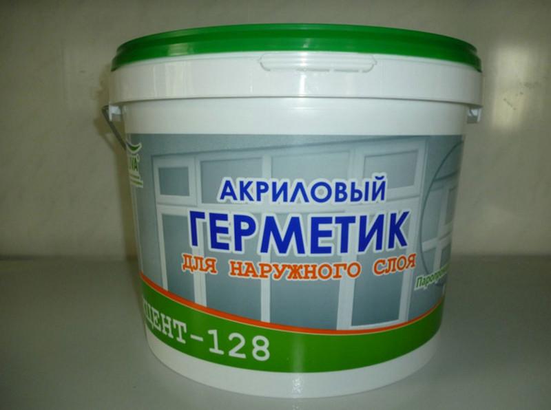 акриловый герметик