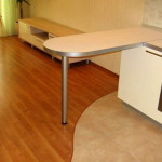 плитка или ламинат на кухне
